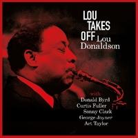 Lou Takes Off-Lou Donaldson-LP
