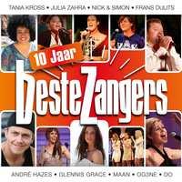 Beste Zangers 10 Jaar--CD