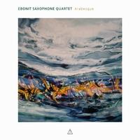 Arabesque-Ebonit Saxophone Quartet-CD