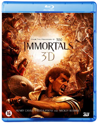 Immortals (3D Blu-Ray)-3D Blu-Ray