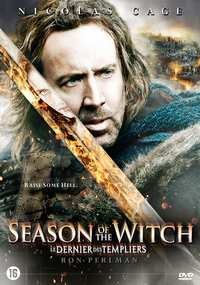 Season Of The Witch-DVD