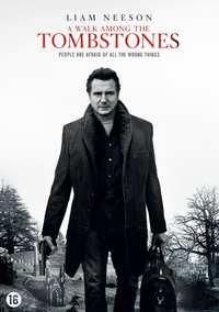 Walk Among The Tombstones-DVD
