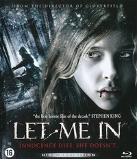 Let Me In-Blu-Ray
