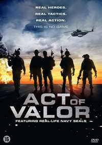 Act Of Valor-DVD