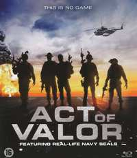 Act Of Valor-Blu-Ray
