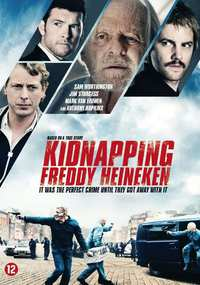 Kidnapping Freddy Heineken-DVD