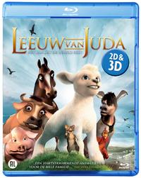 Leeuw Van Juda (3D En 2D Blu-Ray + DVD)-3D Blu-Ray