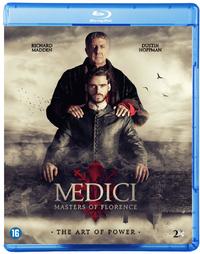 Medici - Seizoen 1-Blu-Ray