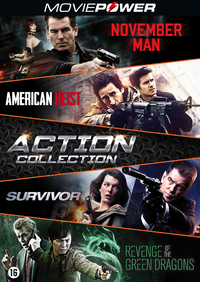 Action Collection 1 (2016)-DVD