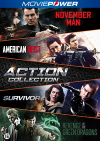 Action Collection 1 (2016)-Blu-Ray