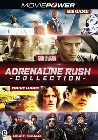 Adrenaline Rush Collection 1-DVD