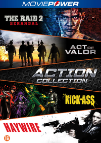 Action Collection 2 (2016)-Blu-Ray