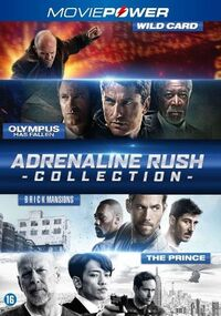 Adrenaline Rush Collection 2-Blu-Ray