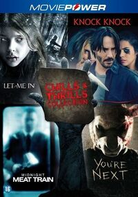 Chills & Thrills Collection 2-Blu-Ray