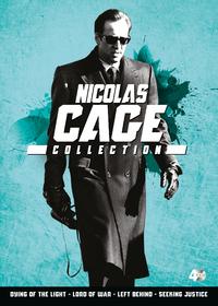Nicolas Cage Collection-DVD