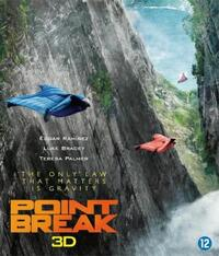 Point Break (2015) (3D Blu-Ray)-3D Blu-Ray