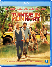 Tuintje In Mijn Hart-Blu-Ray