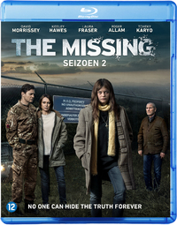 The Missing - Seizoen 2-Blu-Ray
