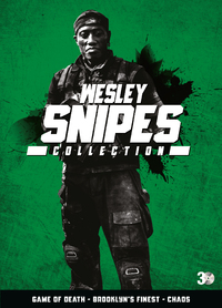 Wesley Snipes Collection-DVD