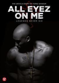 All Eyez On Me-DVD