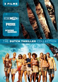 The Dutch Thriller Collection (3 Films)-DVD