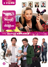 The Dutch Romance Collection (3 Films)-DVD