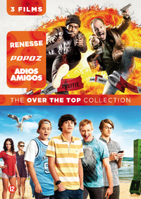 Over The Top Collection (3 Films)-DVD