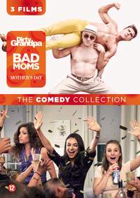 The Comedy Collection (3 Films)-DVD