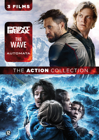 The Action Collection 1 (3 Films)-DVD