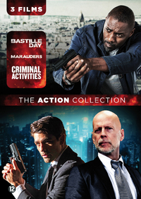 The Action Collection 2 (3 Films)-DVD