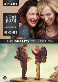 The Quality Collection (3 Films)-DVD