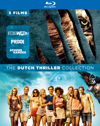The Dutch Thriller Collection (3 Films)-Blu-Ray