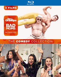 The Comedy Collection (3 Films)-Blu-Ray