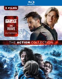 The Action Collection 1 (3 Films)-Blu-Ray