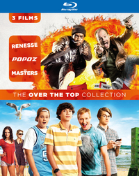 Over The Top Collection (3 Films)-Blu-Ray