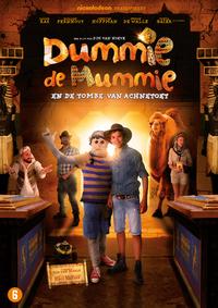 Dummie De Mummie En De Tombe Van Achnetoet-DVD