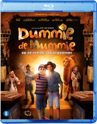 Dummie De Mummie En De Tombe Van Achnetoet-Blu-Ray