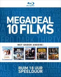 Megadeal 10 Films (Blauw)-Blu-Ray