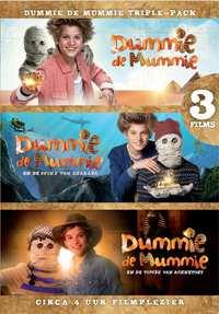 Dummie De Mummie 1-3-DVD