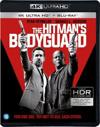 The Hitman's Bodyguard (4K Ultra HD En Blu-Ray)-4K Blu-Ray