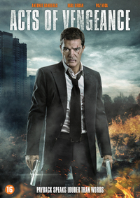 Acts Of Vengeance-DVD