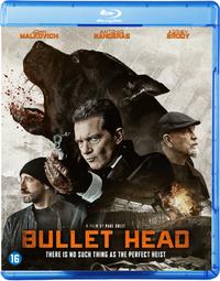 Bullet Head-Blu-Ray