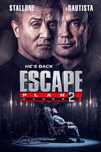 Escape Plan 2-DVD