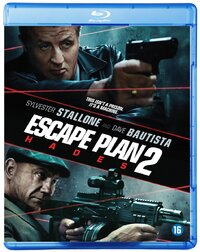 Escape Plan 2-Blu-Ray