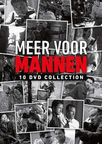 Meer Voor Mannen Box-DVD