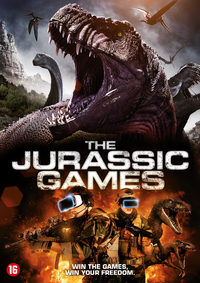 The Jurassic Games-DVD