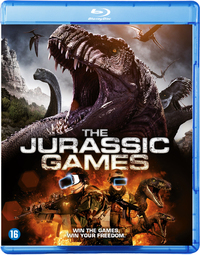 The Jurassic Games-Blu-Ray