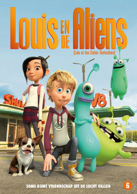 Louis & De Aliens-DVD