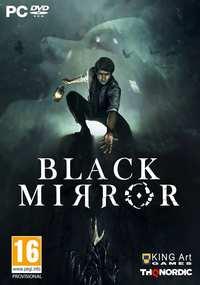 Black Mirror-PC CD-DVD