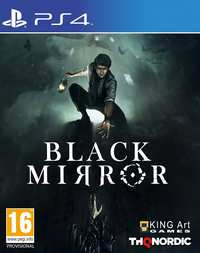 Black Mirror-Sony PlayStation 4